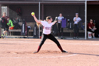 JGHS JV SOFTBALL vs Tri V, April 14, 2015