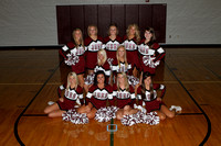 JGHS BASKETBALL CHEER 9-12 TEAMS and INDIVIDUALS 2013
