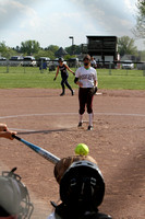 VARSITY SOFTBALL April 30, 2012