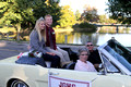 JGHS FOOTBALL and PARADE HOMECOMING CEREMONIES 2014